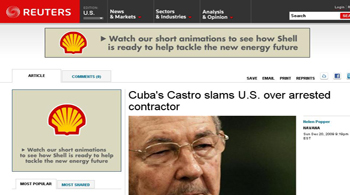 Reuters crammed page