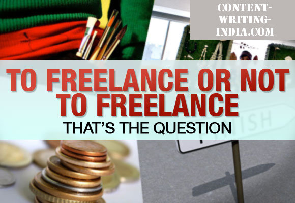 freelance writing in india