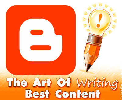 content writing arts