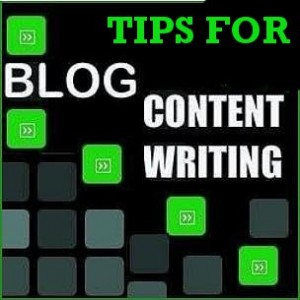 blog content writing