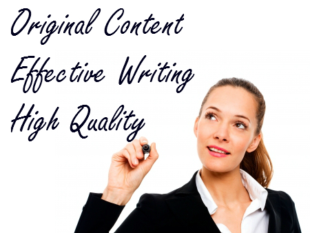 Content writing articles